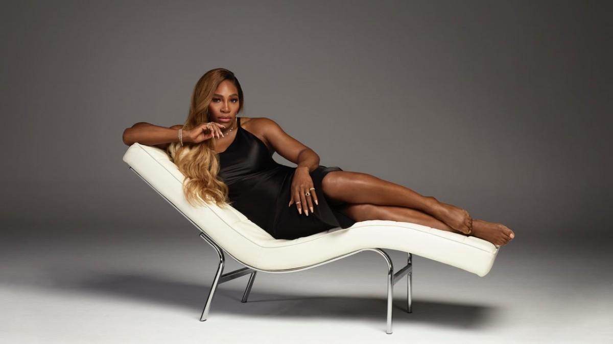How I Shop: Serena Williams