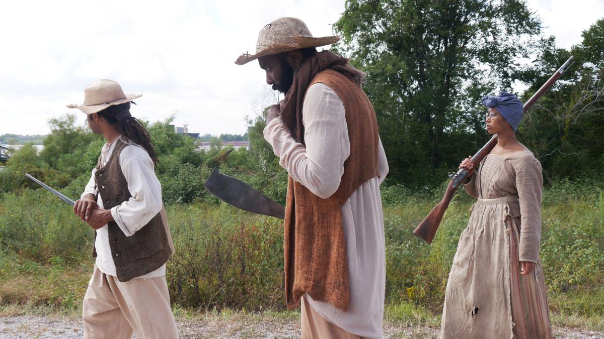 Photo: Courtesy of the Slave Rebellion Reenactment