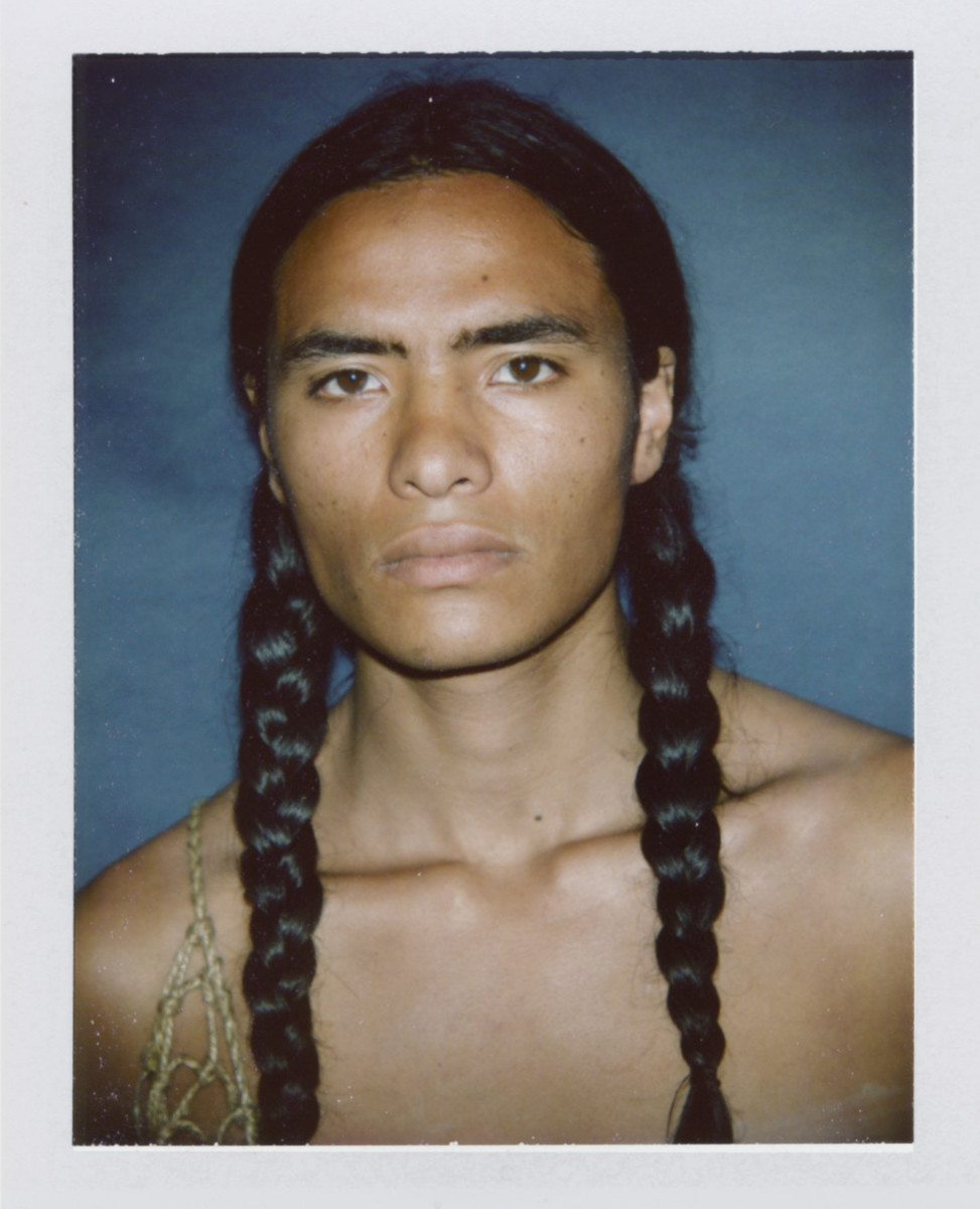 Up And Coming Model Haatepah Is Using Fashion As A Platform To Advocate For Indigenous Rights Fashionista