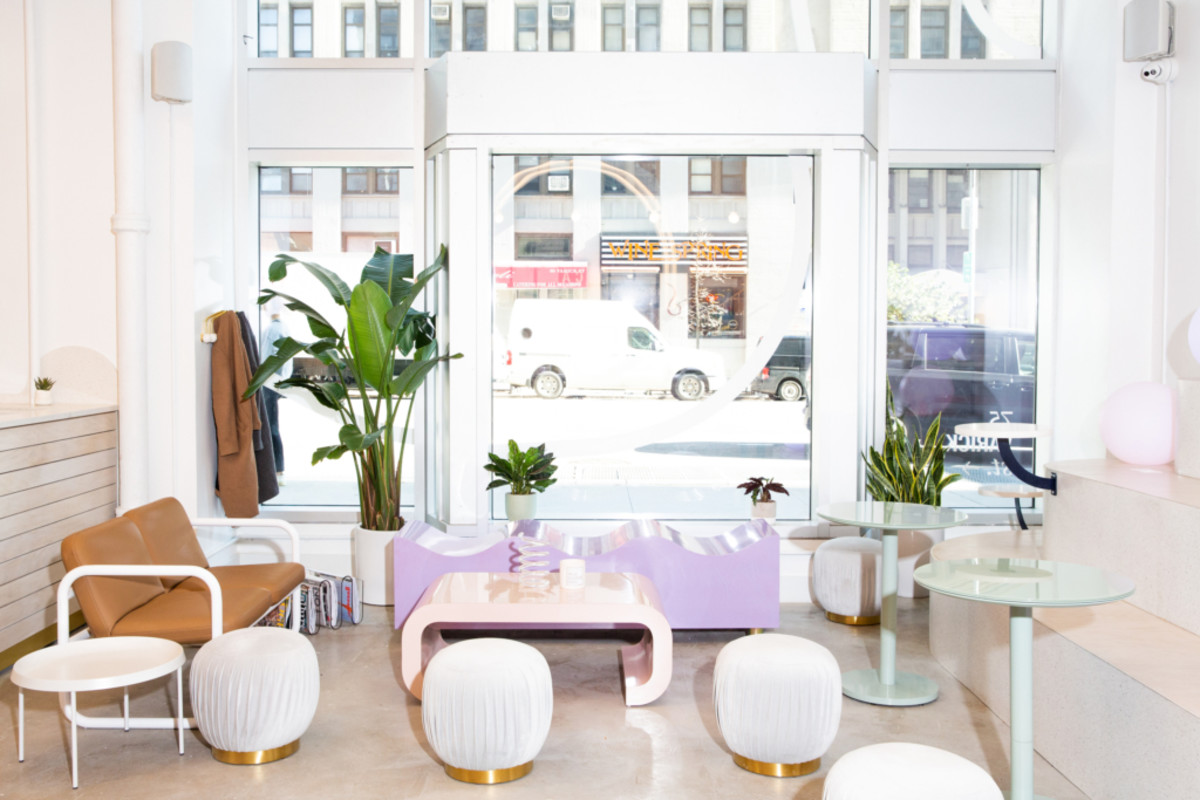 The new Chillhouse flagship in New York City. Photo: Alec Kugler/Chillhouse