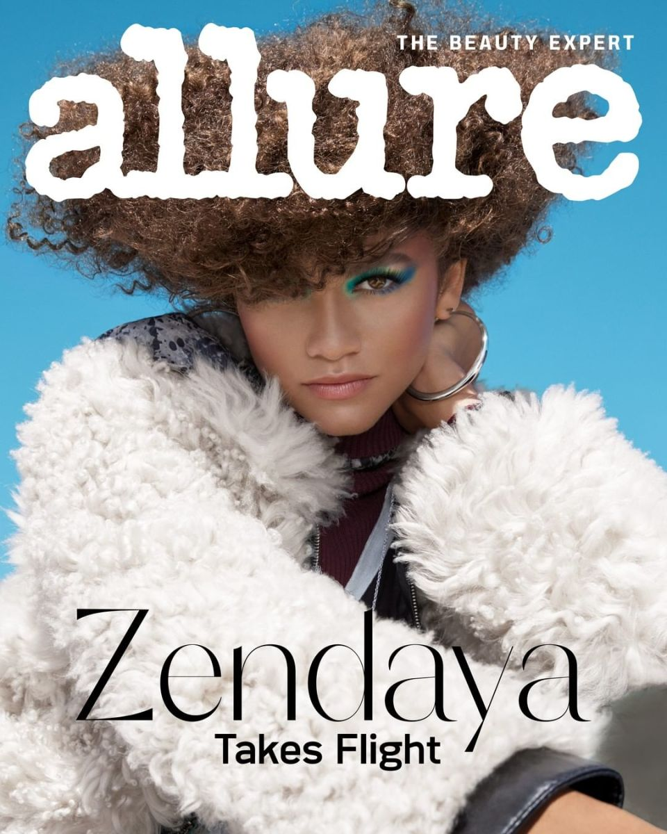 Photo:Miguel Reveriego for 'Allure'