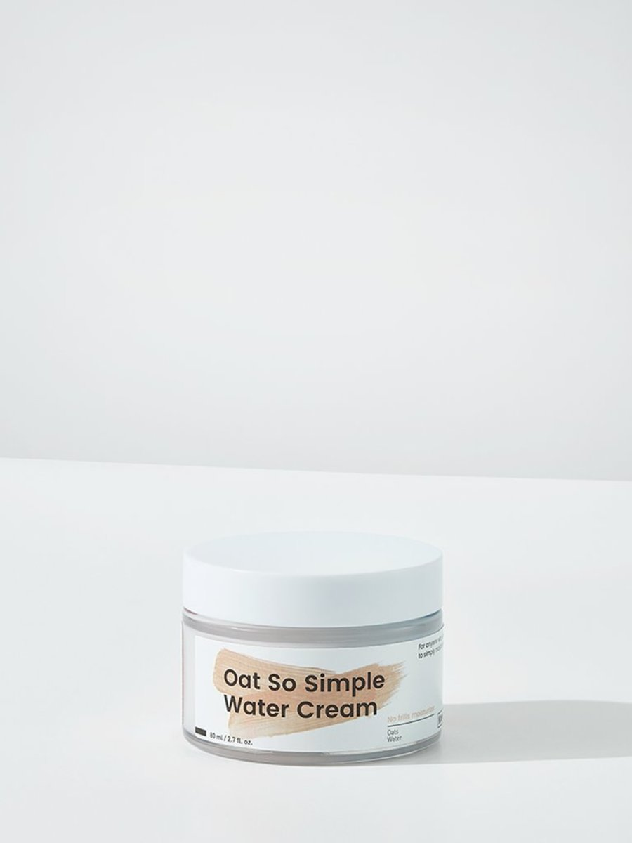 Krave Oat So Simple Water Cream, $28, available here. Photo: Courtesy of Krave