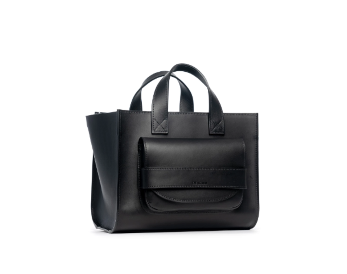 The Regular Medium Pioneer Tote, $610, available here.