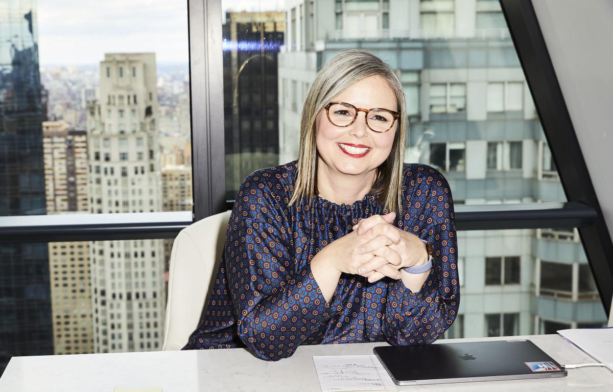 Kate Lewis. Photo: Allie Halloway/Courtesy of Hearst