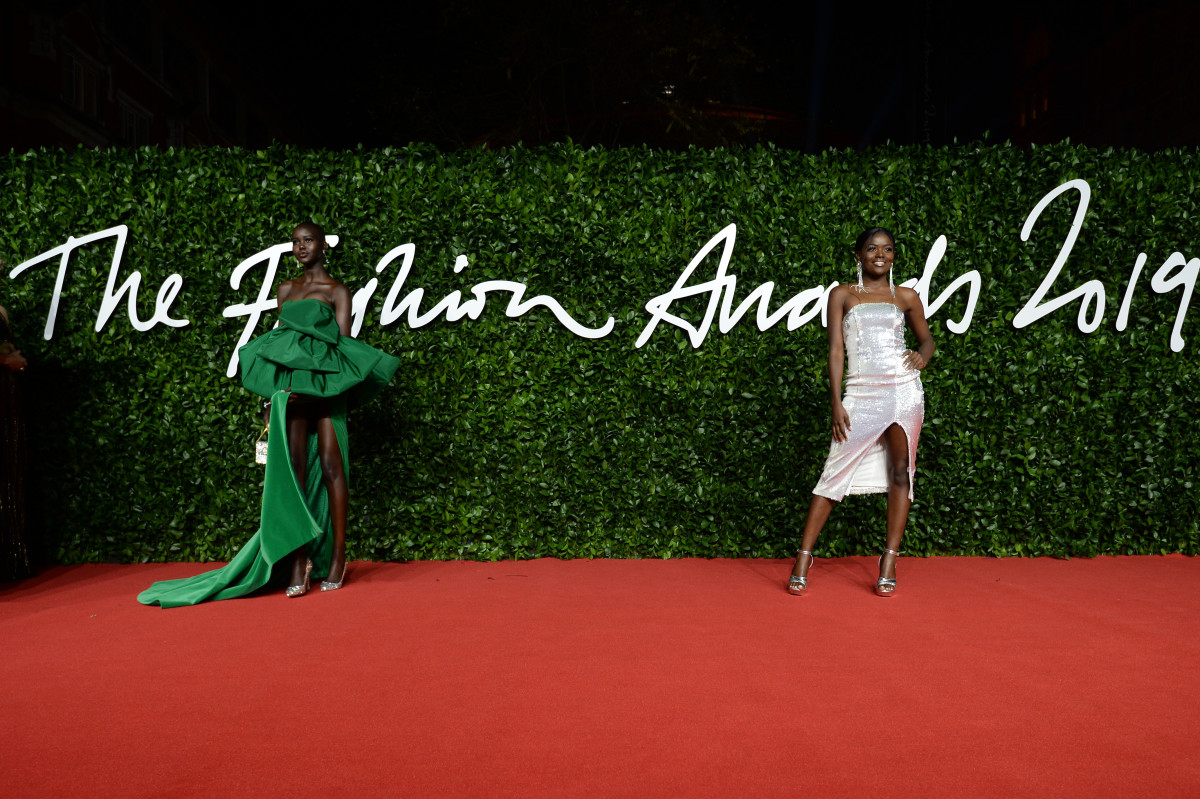 The Fashion Awards 2019 in London, England. Photo: Jeff Spicer/BFC/Getty Images