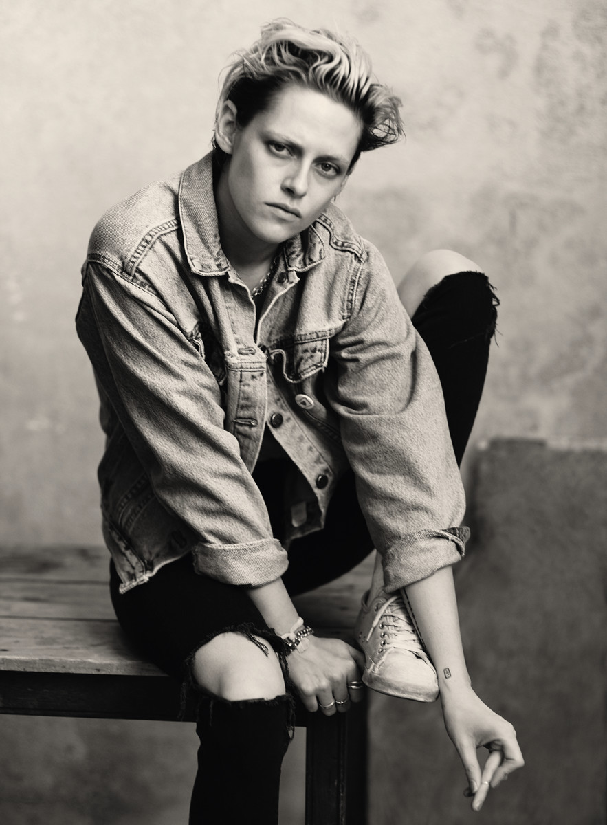 Kristen Stewart in the 2020 Pirelli Calendar by Paolo Roversi entitled 'Looking for Juliet'. Photo: Courtesy of Pirelli