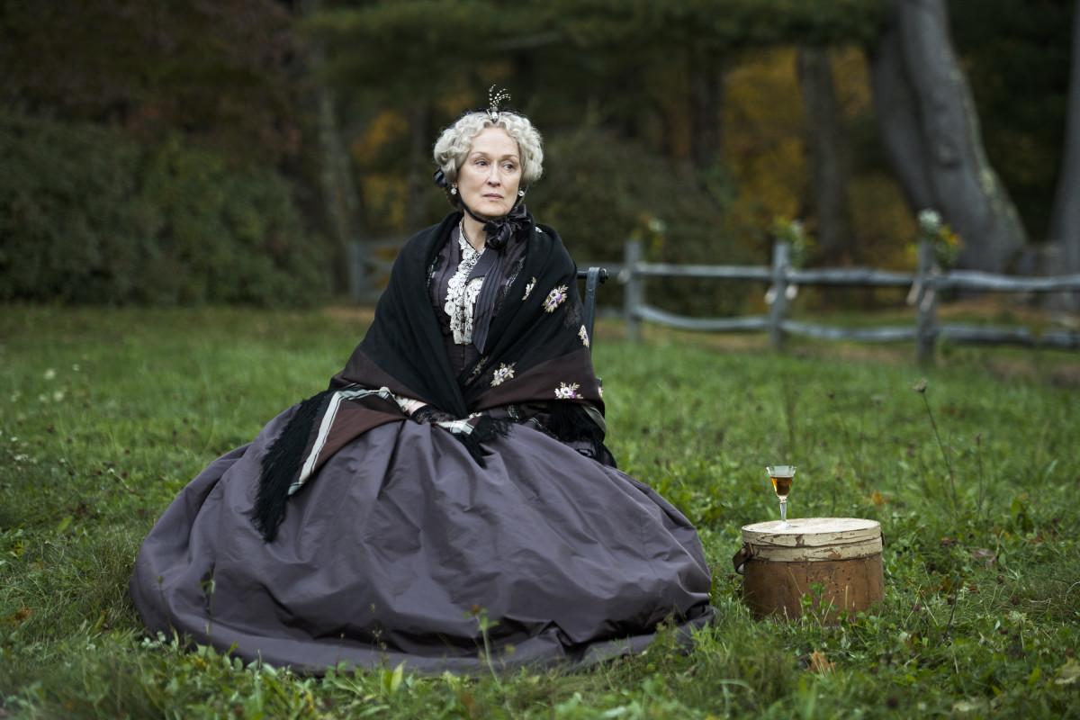 Aunt March (Meryl Streep).
