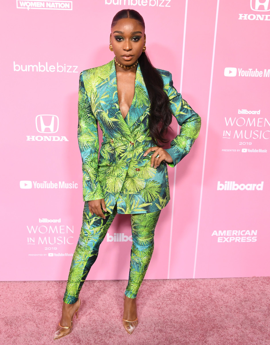 Normani at the 2019 Billboard Women in Music Awards.