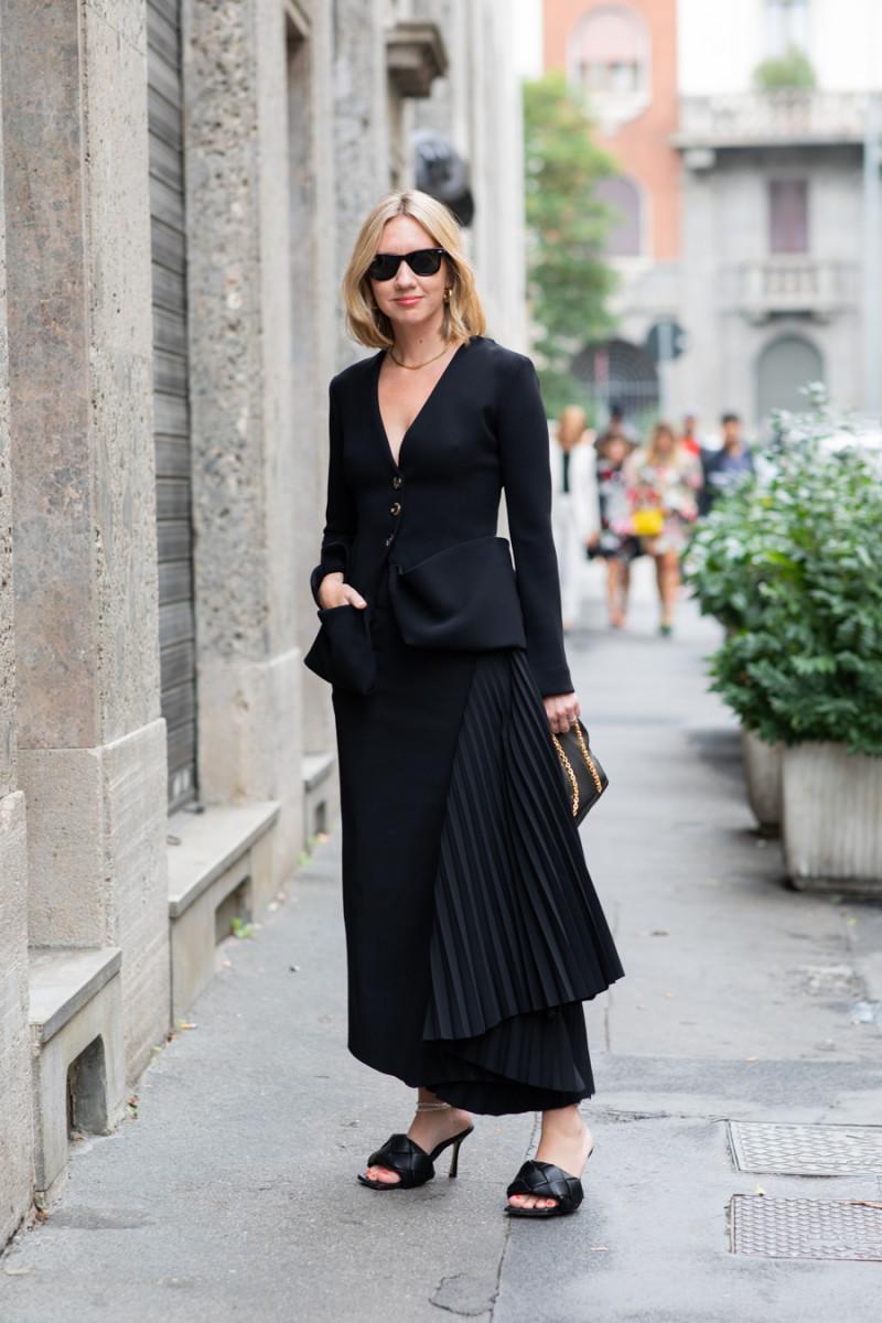 Milan Fashion Week spring/summer 2020.