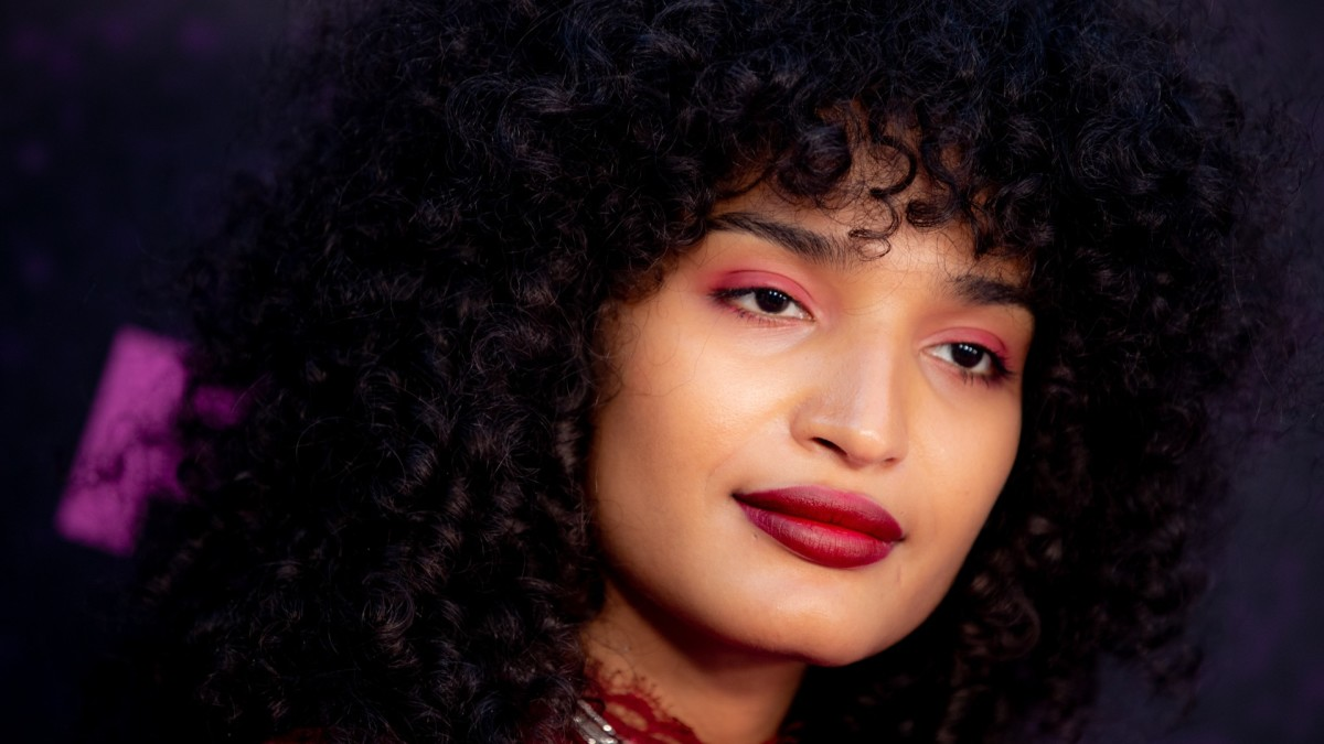 """Indya Moore at a red carpet event for """"Pose."""""""
