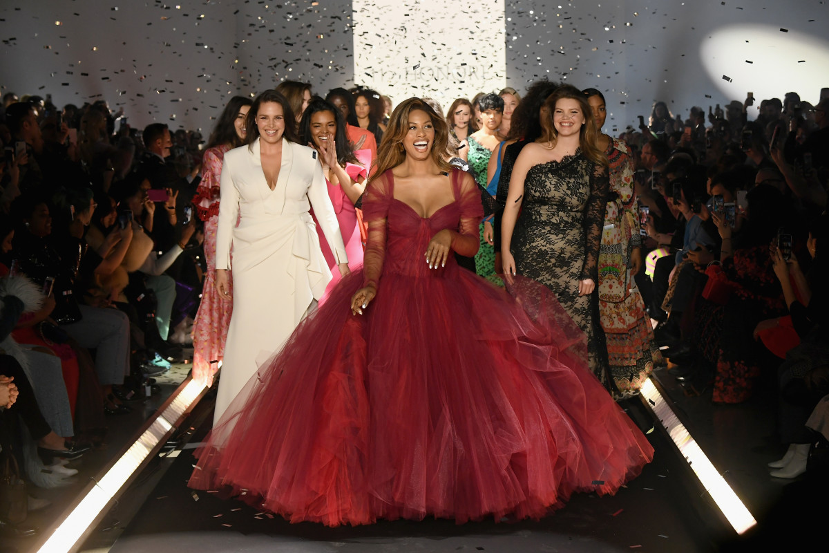 11 Honoré hosted a runway show during New York Fashion Week in February 2019 — which Laverne Cox closed.