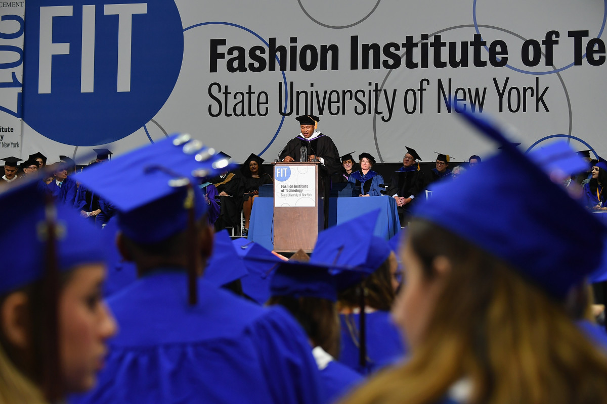 Photo: Dia Dipasupil/Getty Images for The Fashion Institute of Technology