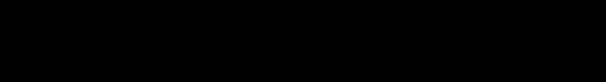 print contact logo black