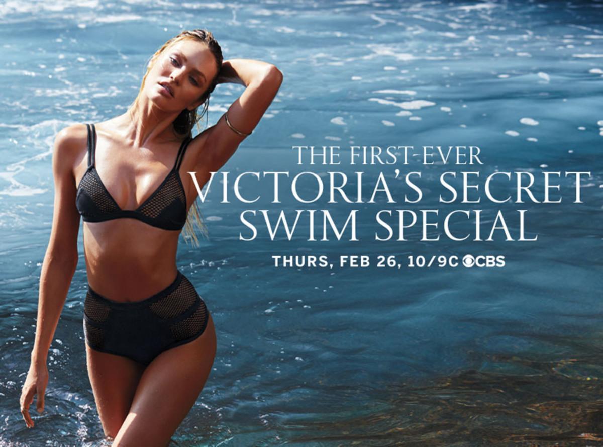 Victoria's Secret swim special ad from 2015. Photo: Victoria's Secret