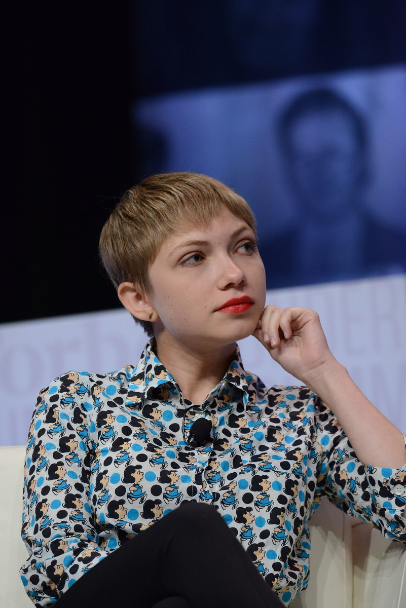 """Rookie"" Magazine founder Tavi Gevinson. Photo: Lisa Lake/Getty Images"