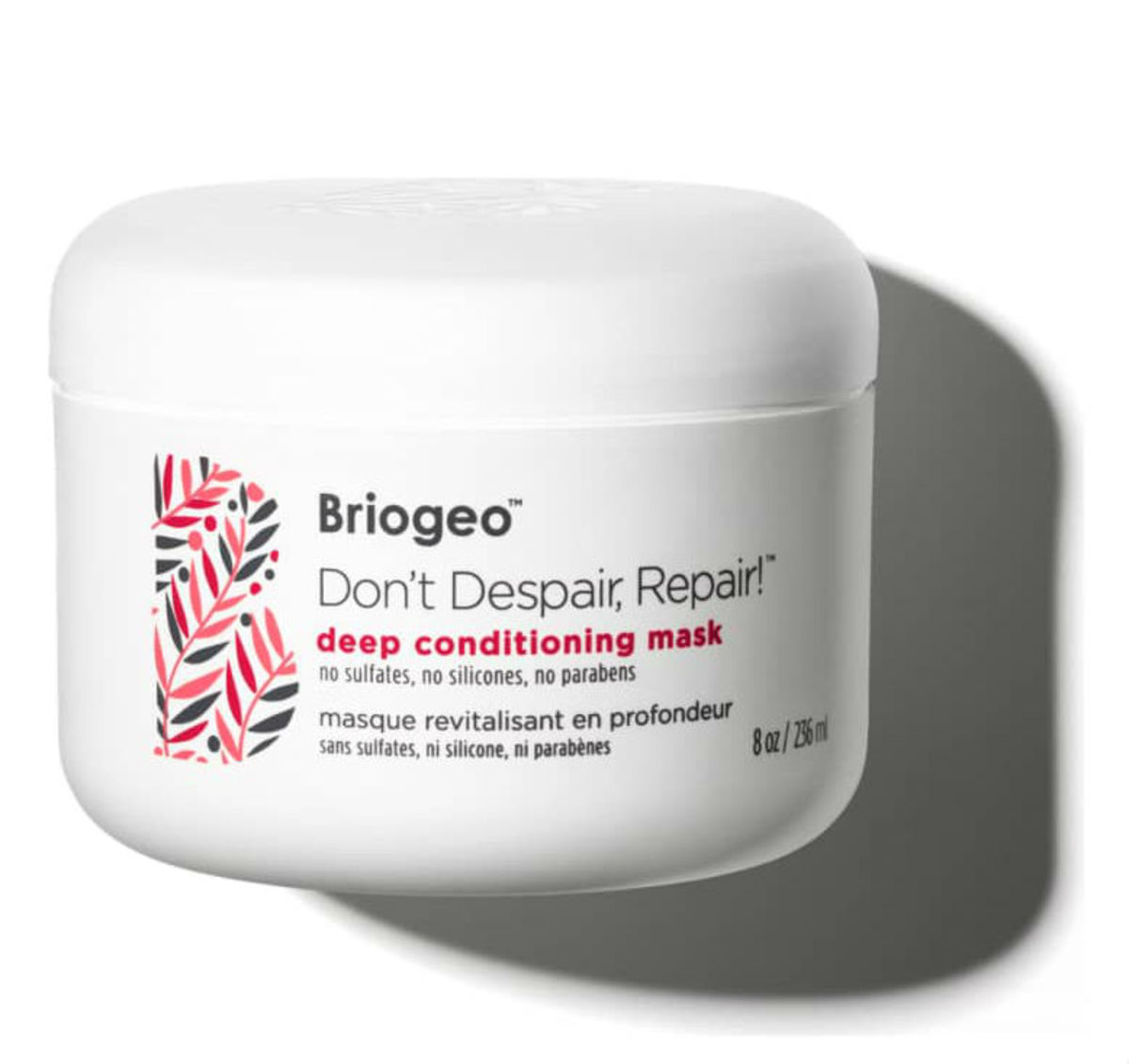 Briogeo Don't Despair, Repair! Deep Conditioning Mask, $36, available here.
