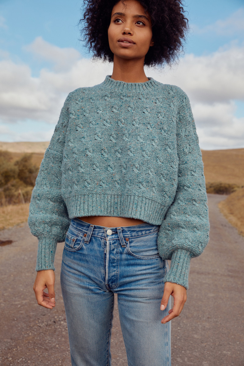 Christy Dawn Frannie Sweater, $368, available here.