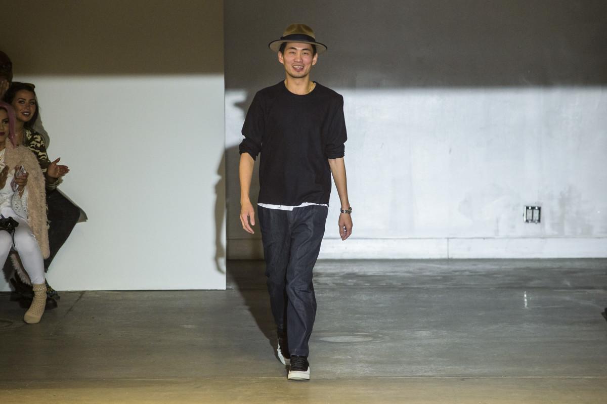 Han Chong. Photo: Imaxtree