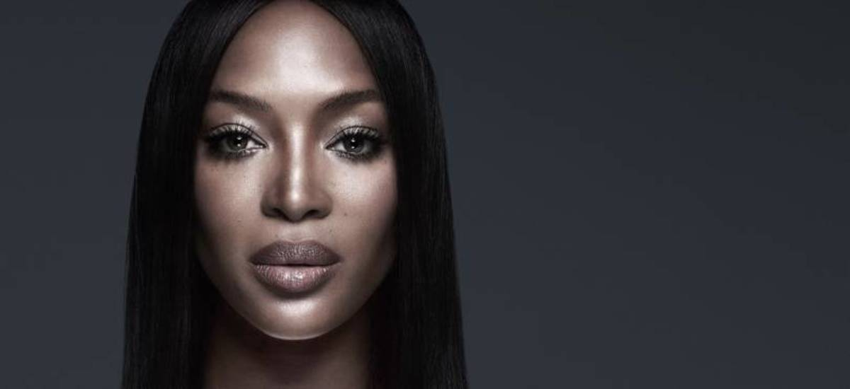 Naomi Campbell for Nars. Photo: François Nars/Nars Cosmetics