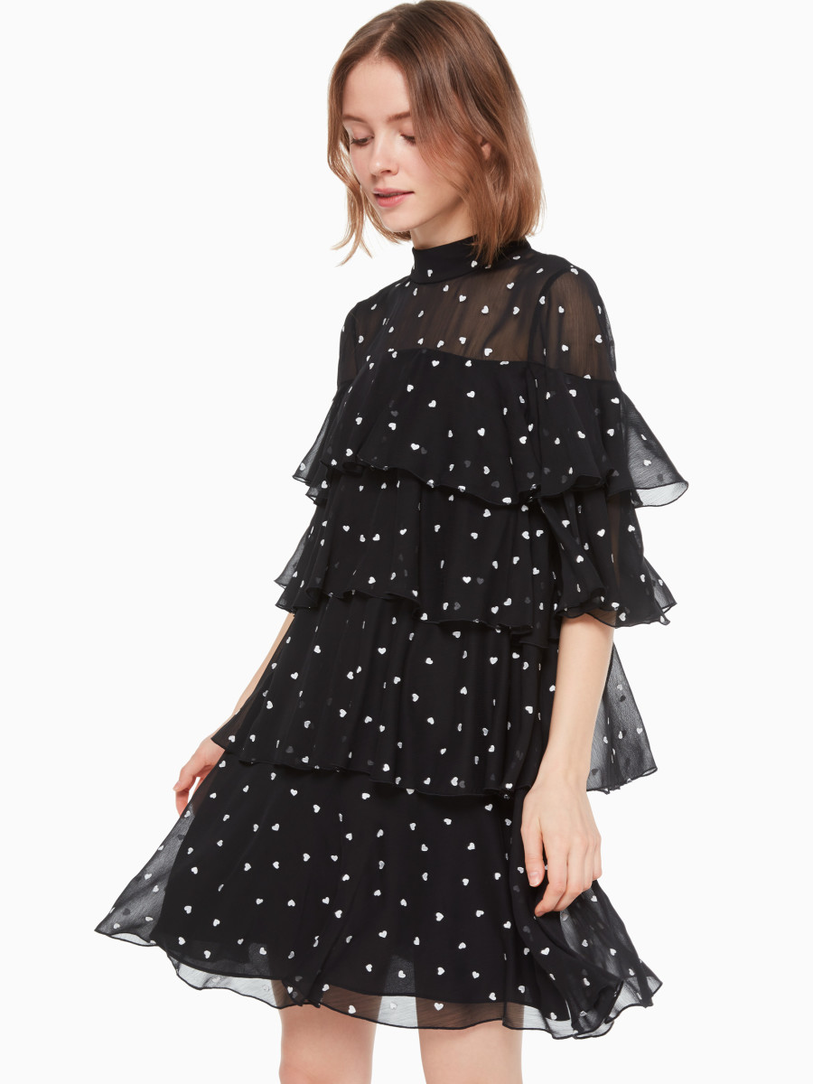 Kate Spade New York 'Heartbeed' Embroidered Dress, $548, available here.