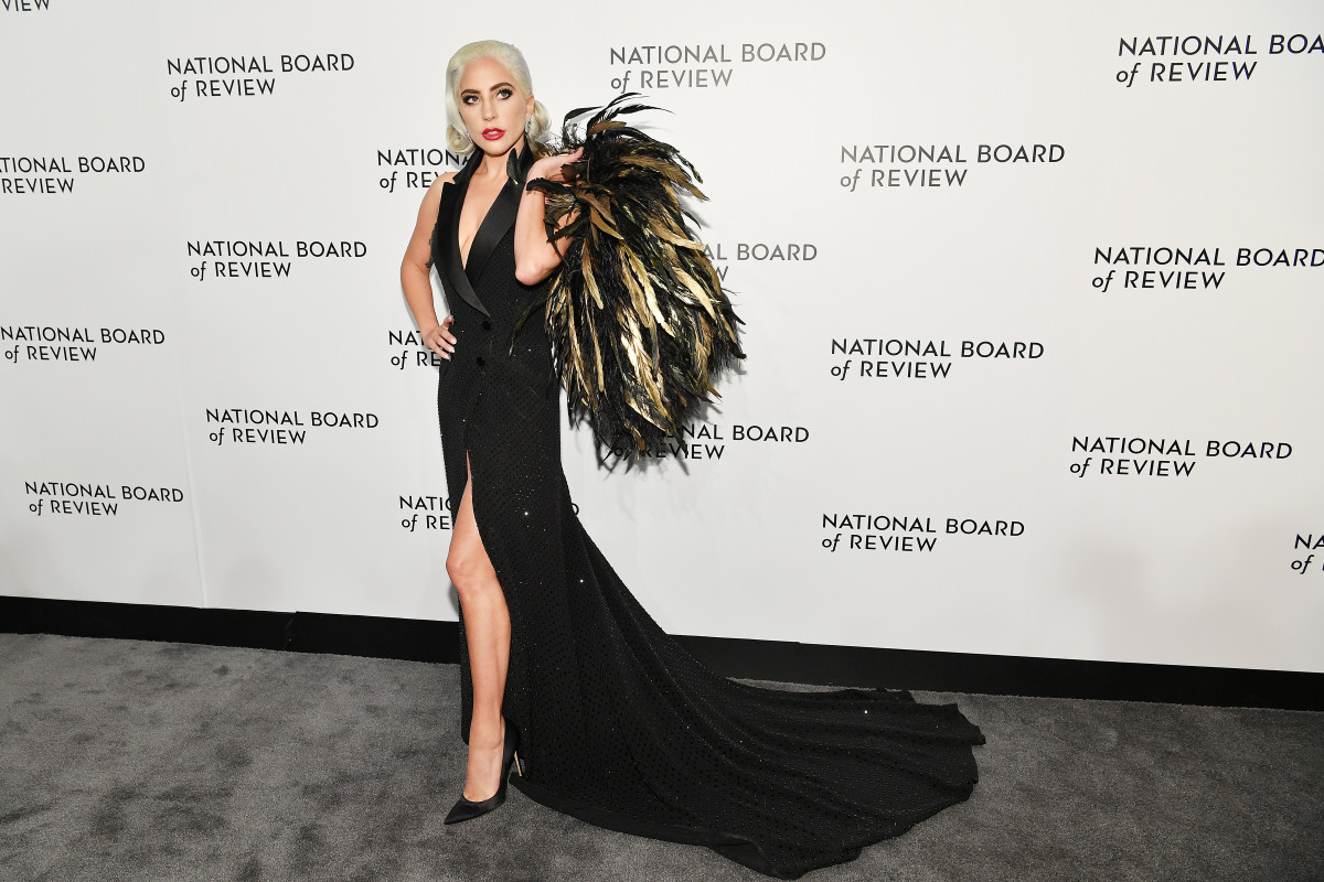 Lady Gaga Continues To Lean Into Superstar Style With A