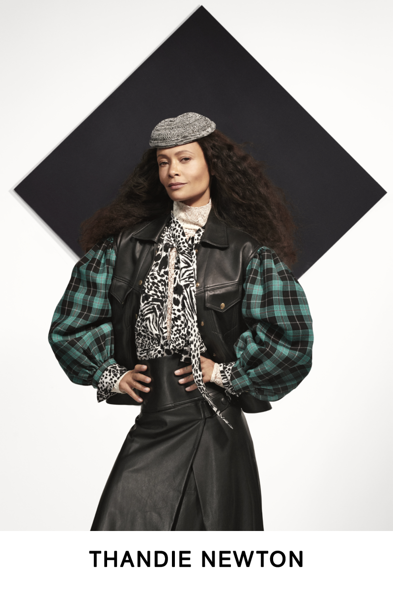 Thandie Newtonfor Louis Vuitton Pre-Fall 2019. Photo: Collier Schorr