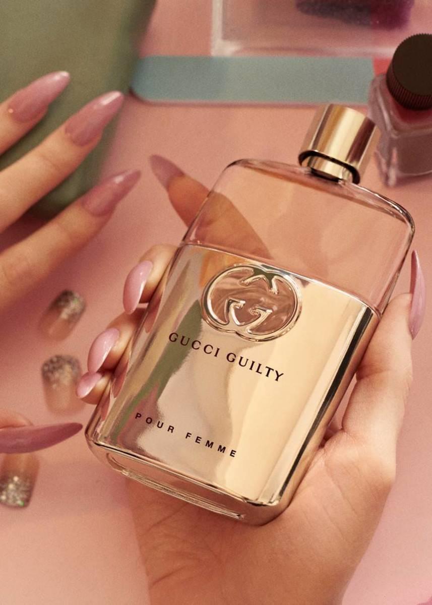 Gucci Guilty Pour Femme. Photo: Glen Luchford/Gucci