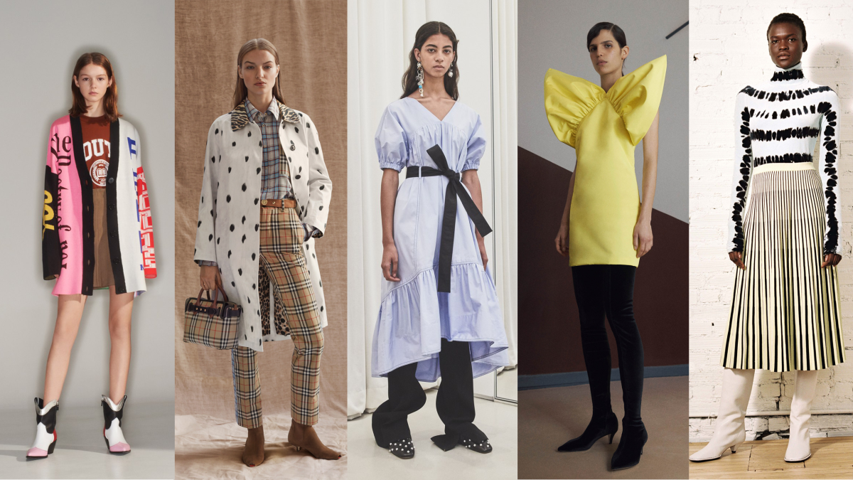8742fb9e54 7 Standout Trends From the Pre-Fall 2019 Collections - Fashionista