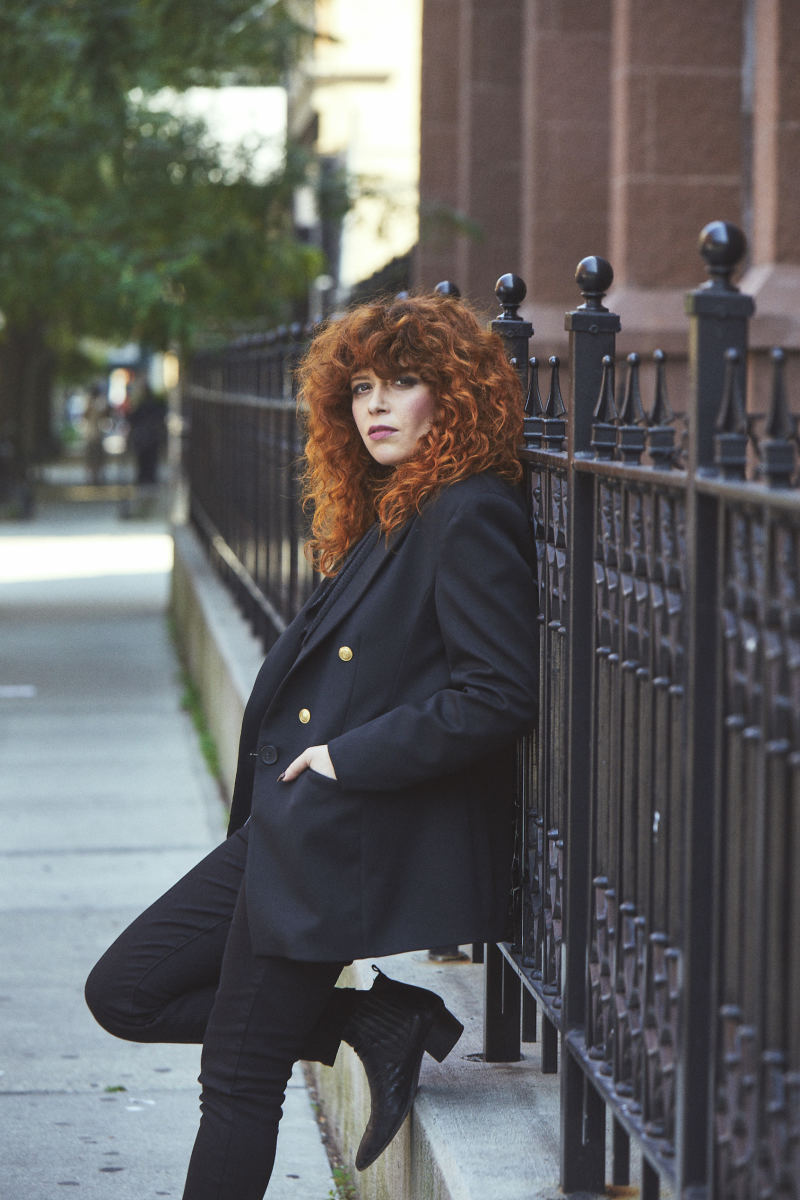 da7603a3e Natasha Lyonne Wears H&M, & Other Stories and Helmut Lang to Relive ...
