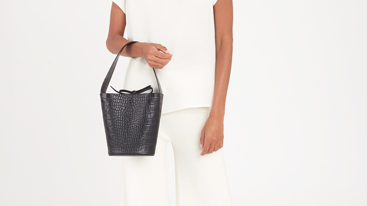 Maria Wants to Add This Croc-Embossed Purse to Her Mini Bag Collection -  Fashionista 2772f03a10