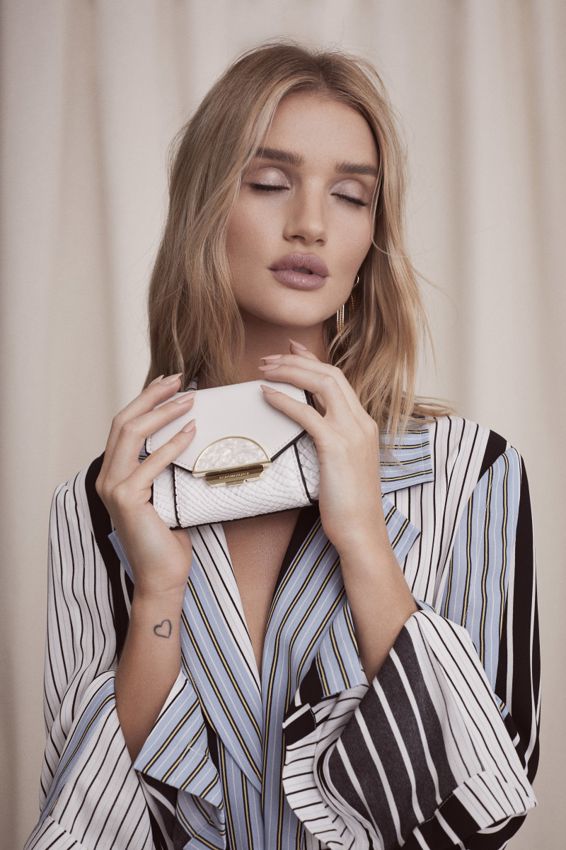 Rosie Huntington-Whiteley for BCBG Max Azria. Photo: Zoey Grossman for BCBG Max Azria