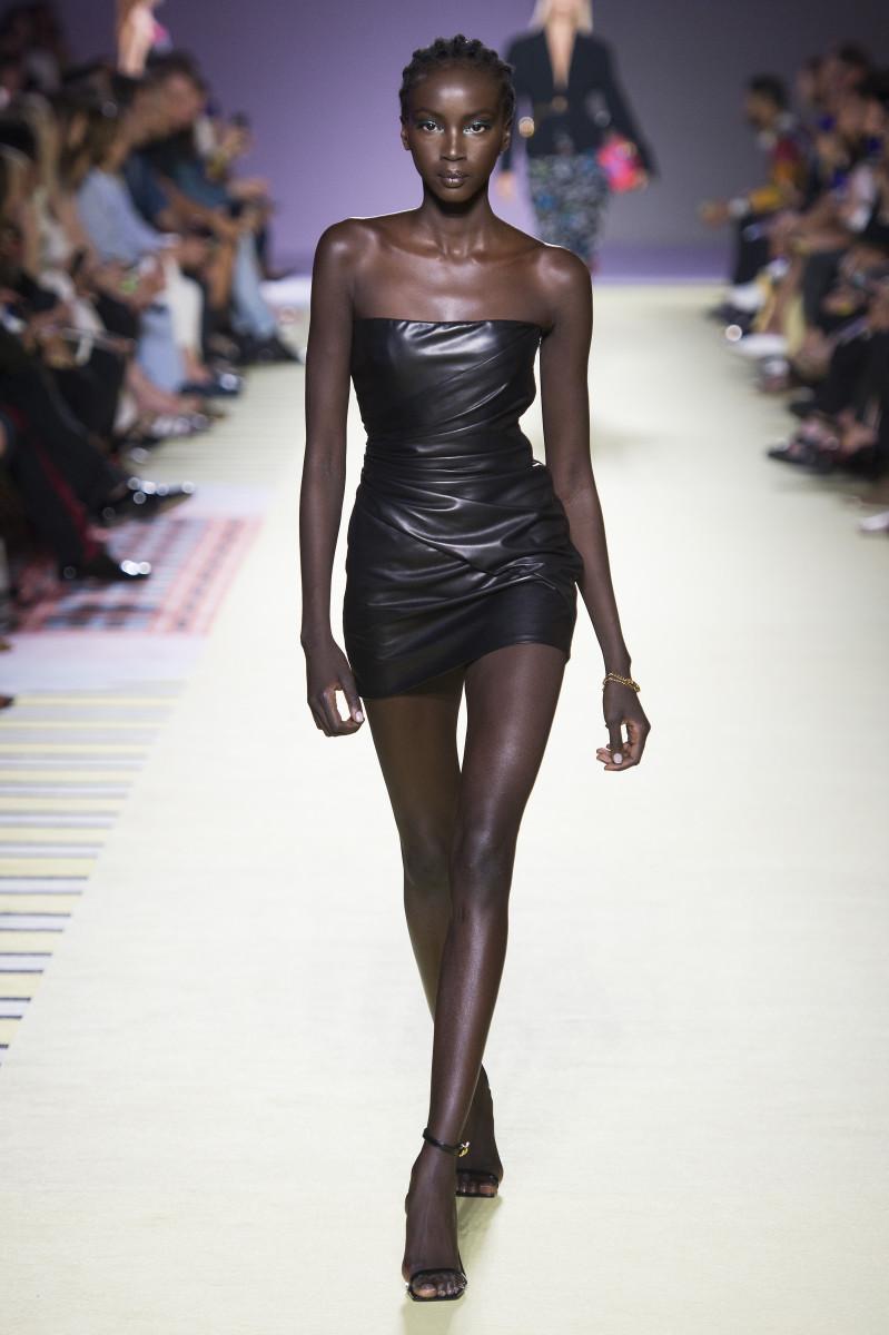 What Fashion Week Is Like For Model Anok Yai Fashionista