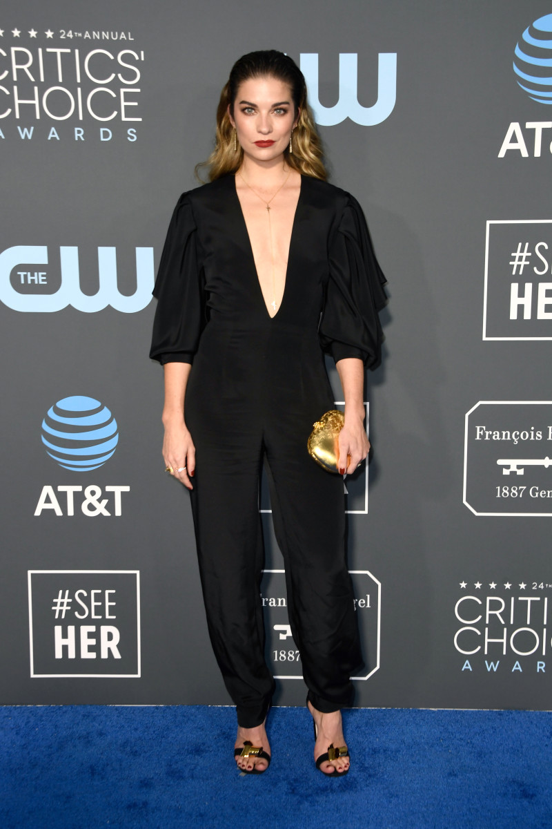 Murphy at the 2019 Critics Choice Awards. Photo: Frazer Harrison/Getty Images
