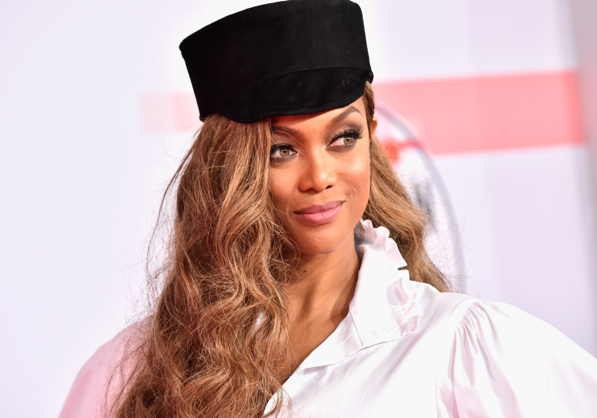 Tyra Banks. Photo: Frazer Harrison/Getty Images