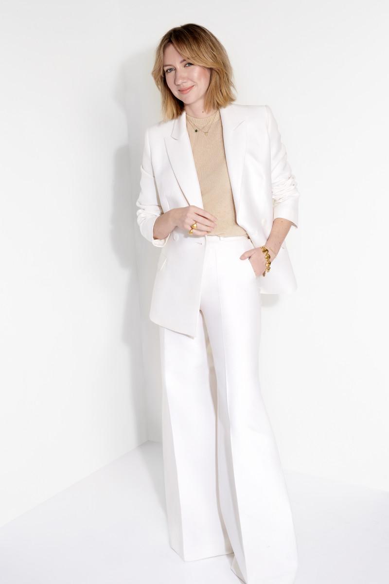 Lisa Aiken,Women's Fashion Director of Moda Operandi. Photo: Courtesy of Moda Operandi