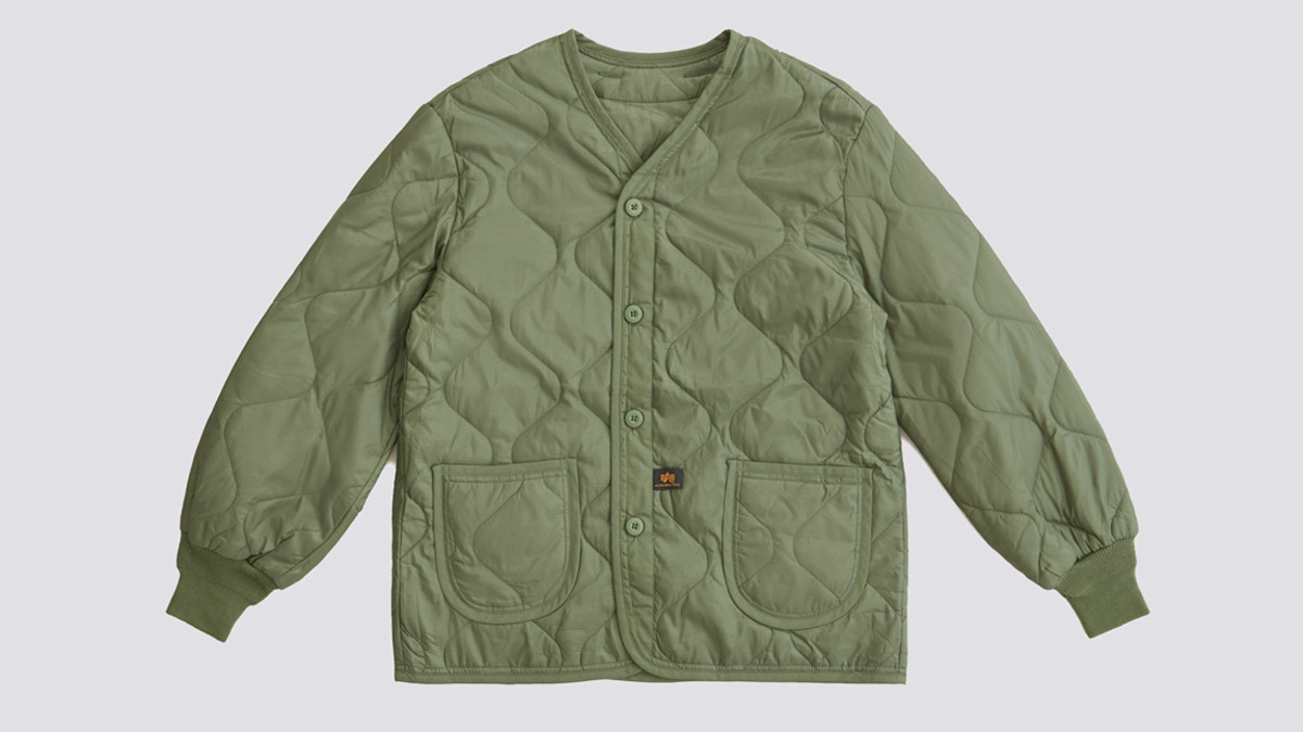Alpha Industries Als/92 Liner, $85, available here.