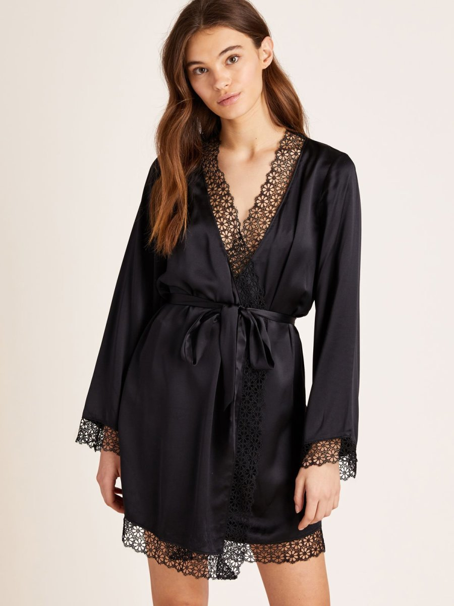 39fe7dff2ebe 19 Silk Robes In Which to Feel Fancy and Luxurious at Home - Fashionista