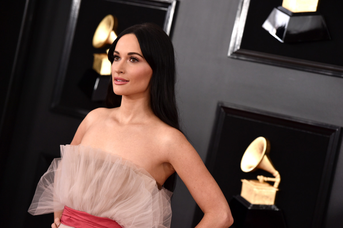 Kacey Musgraves at the 61st Annual Grammy Awards. Photo: John Shearer/Getty Images for The Recording Academy
