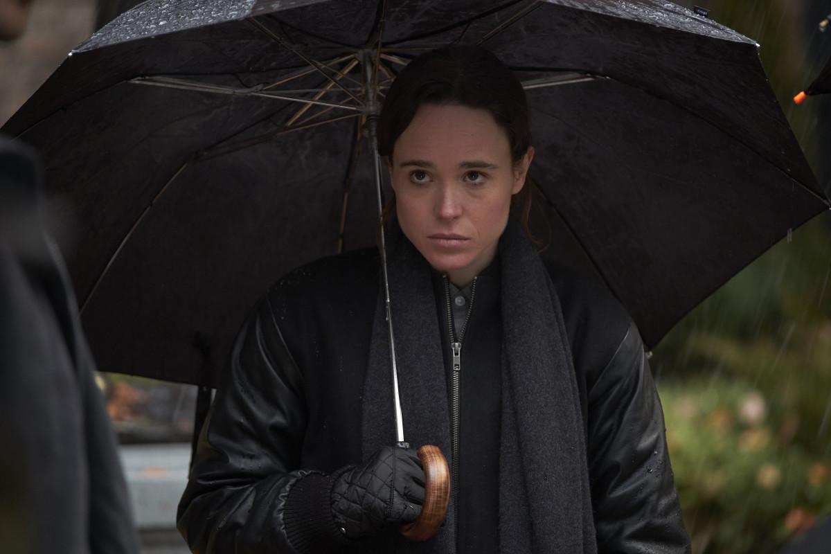 Vanya (Ellen Page). Photo:Christos Kalohoridis/Netflix