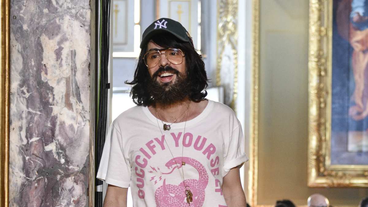 Alessandro Michele Breaks His Silence About Gucci's Blackface Scandal