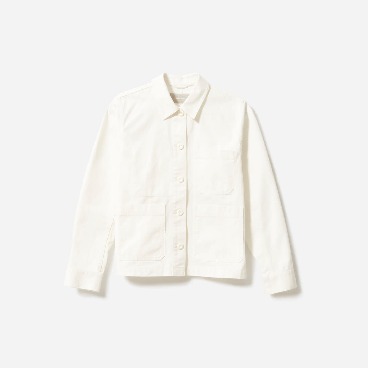 Everlane Women's Chore Jacket, $68, available here.