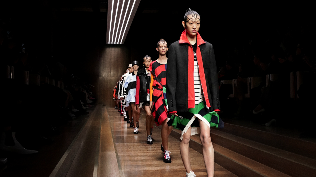 See Every Look From Burberry's Fall 2019 Collection
