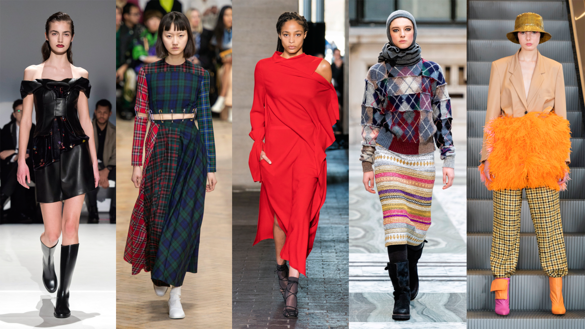 7 Top Trends From The London Fall 2019 Runways Fashionista