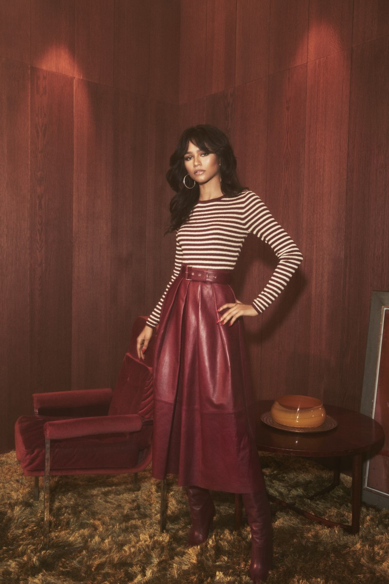 A look from the Tommy x Zendaya Spring 2019 collection. Photo: Courtesy of Tommy Hilfiger