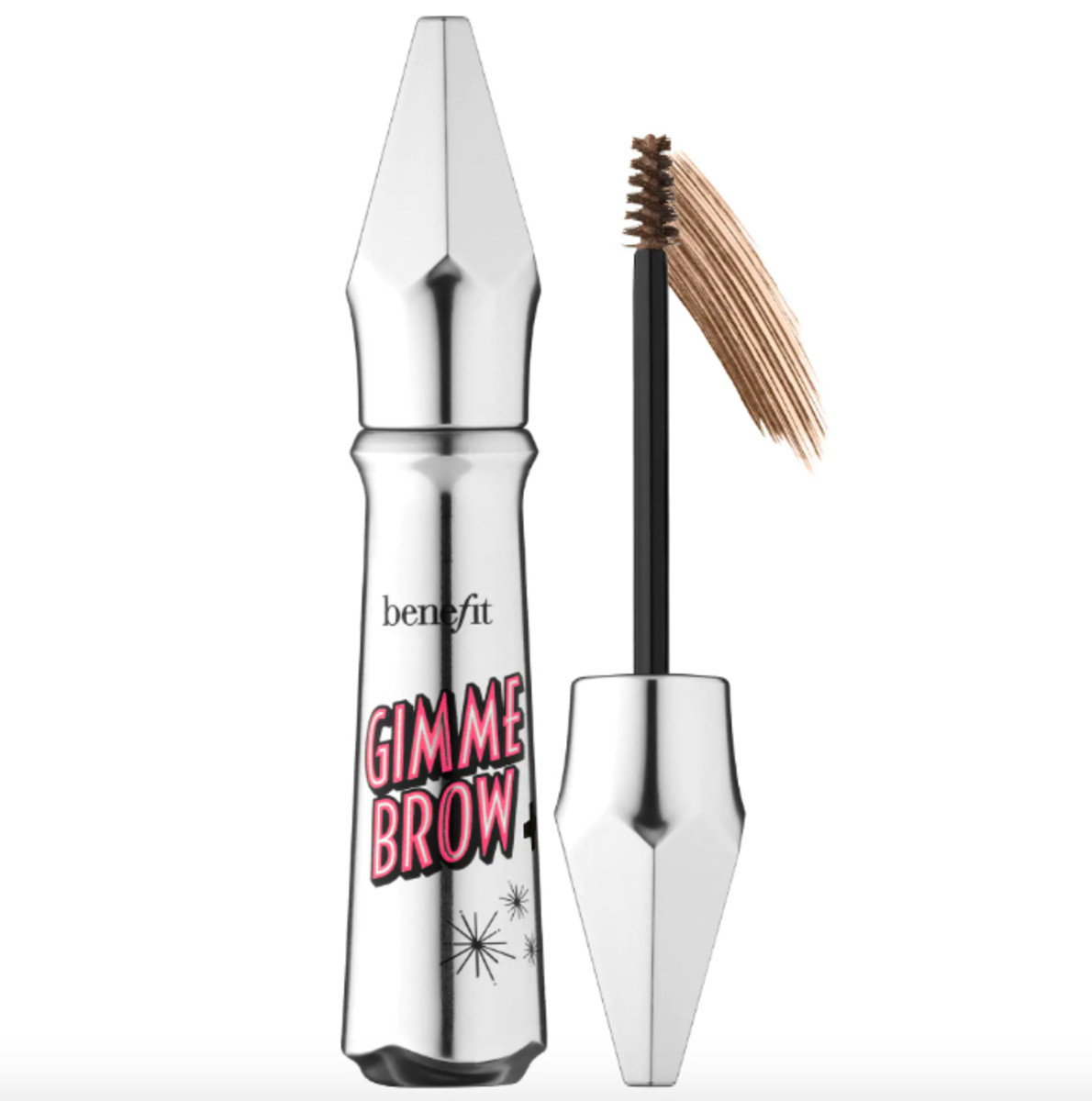 Benefit Cosmetics Gimme Brow+ Volumizing Eyebrow Gel, $24, available here.