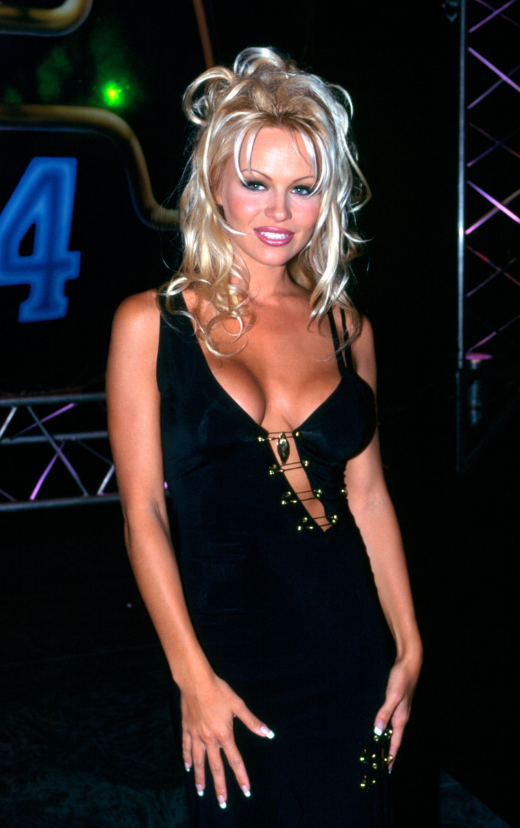 Pamela Anderson. Photo: Patrick Riviere/Getty Images