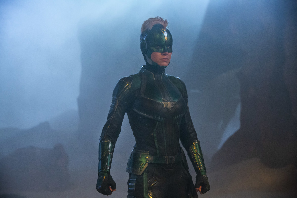 The Complete Breakdown Of Brie Larson S Costumes In Captain Marvel Fashionista Captain marvel (brie larson) is the superhero identity of carol danvers, a former u.s. captain marvel