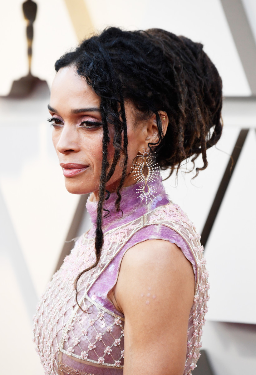 Lisa Bonet at the the 91st Annual Academy Awards. Photo: Frazer Harrison/Getty Images