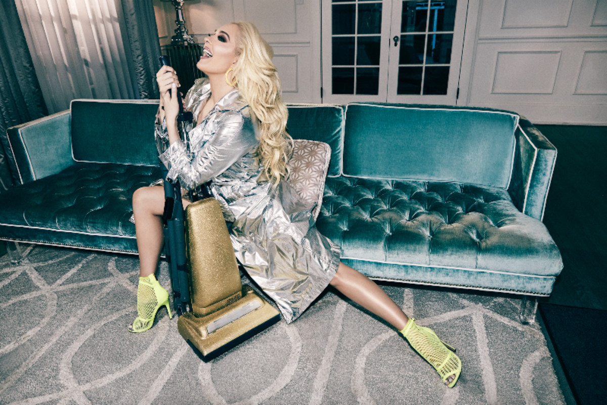 Erika Jayne for ShoeDazzle. Photo: Courtesy ShoeDazzle