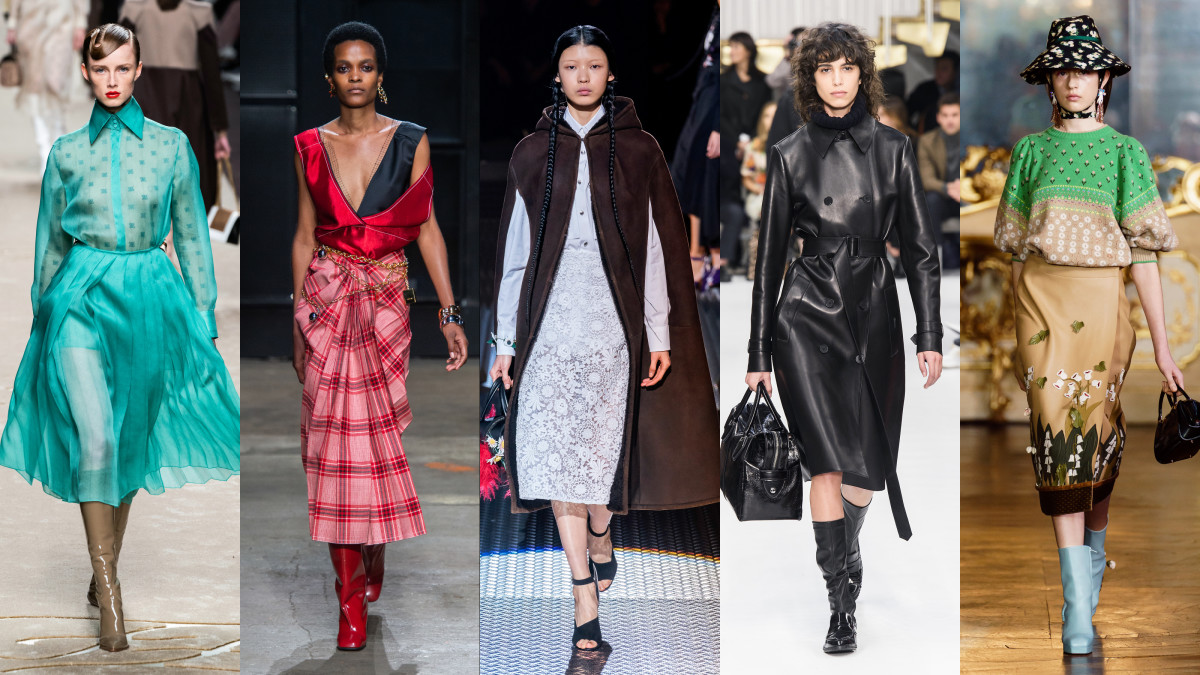 7 top trends from the milan fall 2019 runways fashionista for Milan fashion school